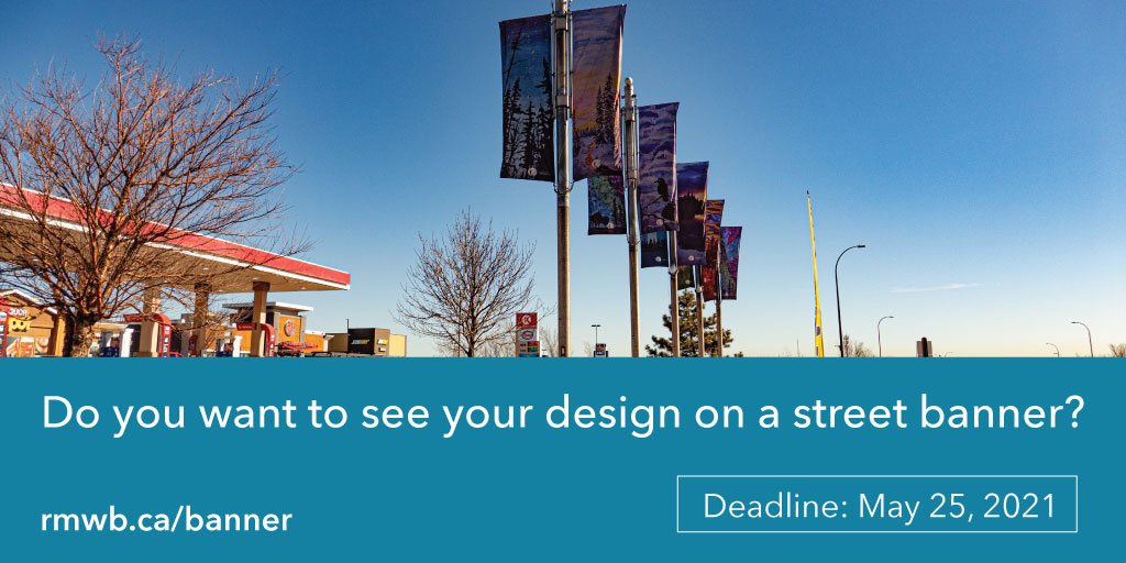 street banner featured image