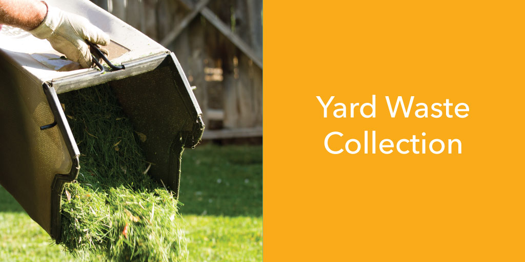 Curbside yard waste collection starts May 11, 2021