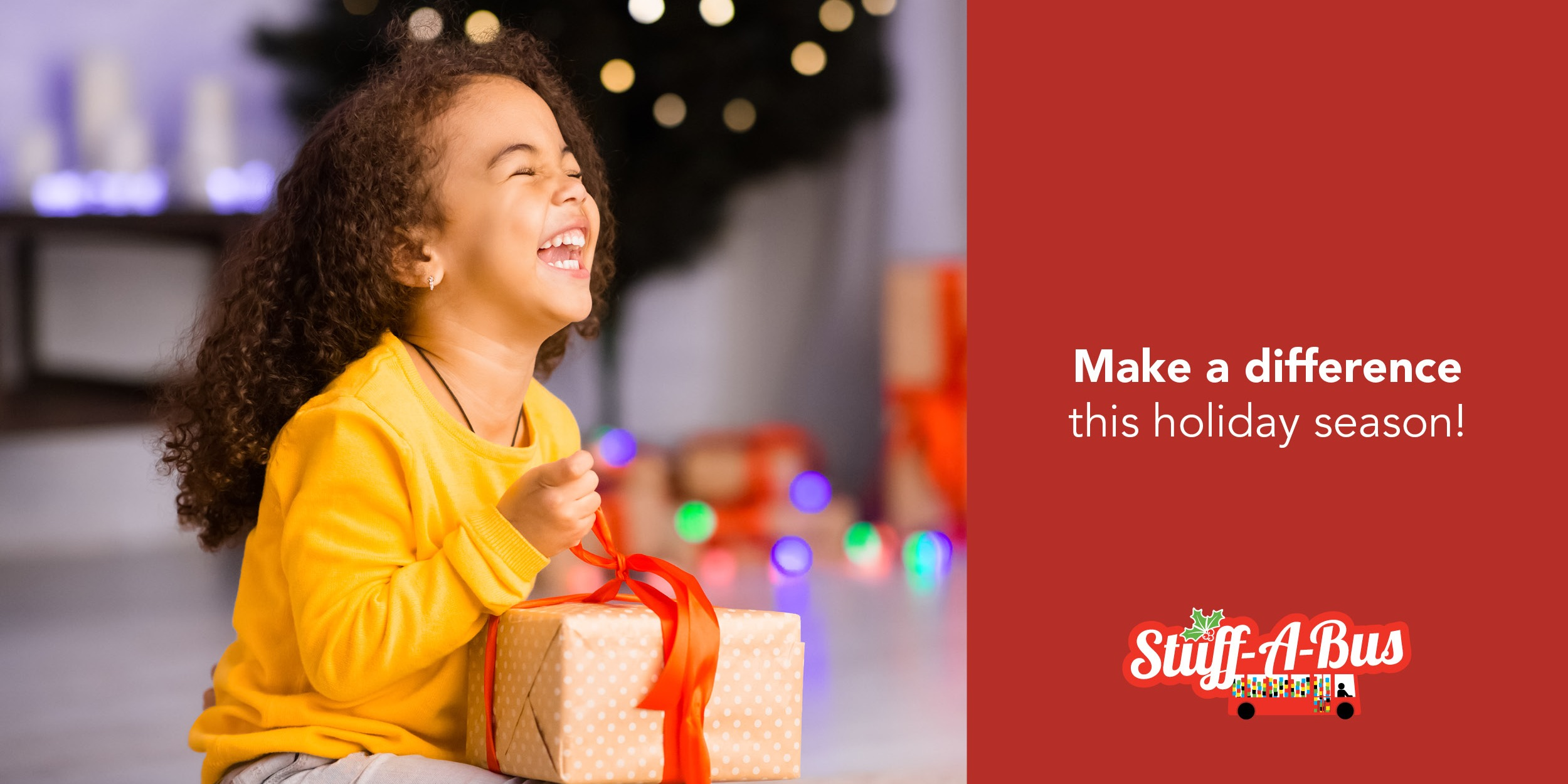 Make a difference this holiday season!