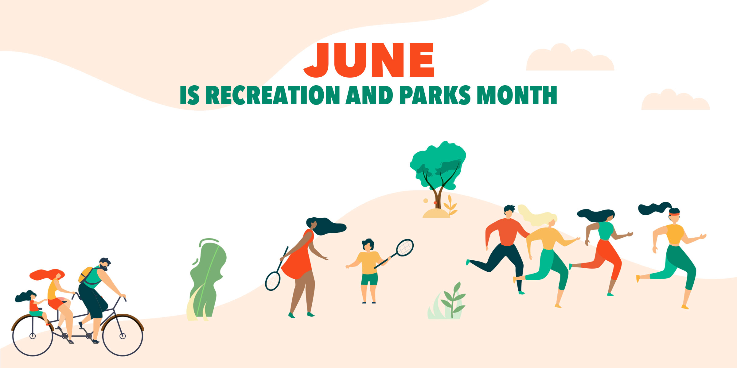 Rec and Parks Month
