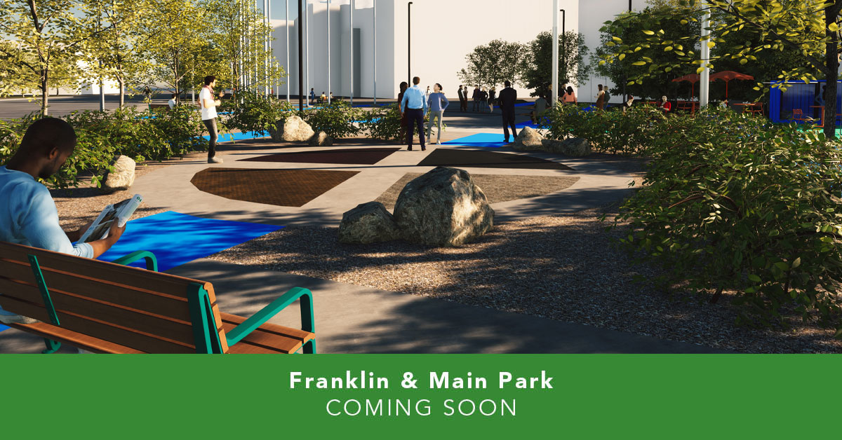 Franklin and Main Park