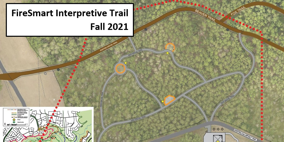 Fire smart trail map