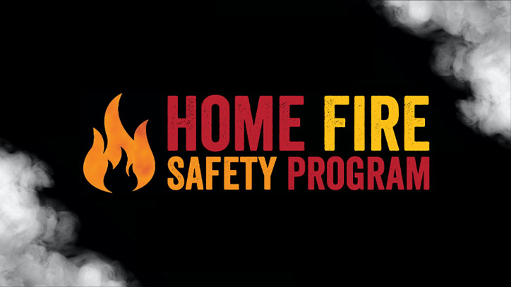 Home Fire Safety Program logo